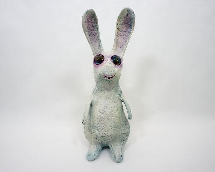 Snead the Rabbit Sculpture