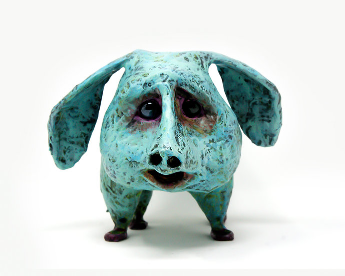 Maynard the Animal Sculpture