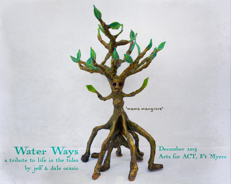 Water Ways - a tribute to life in the tides