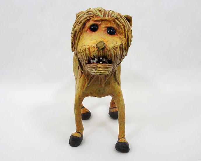 Lyle the Lion Sculpture