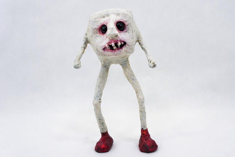 Monty the Monster Marshmallow Sculpture