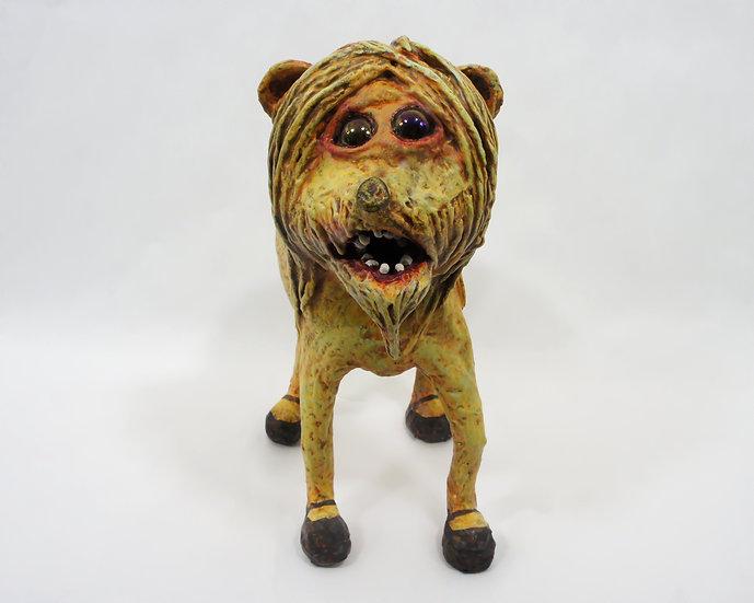 Link the Lion Sculpture
