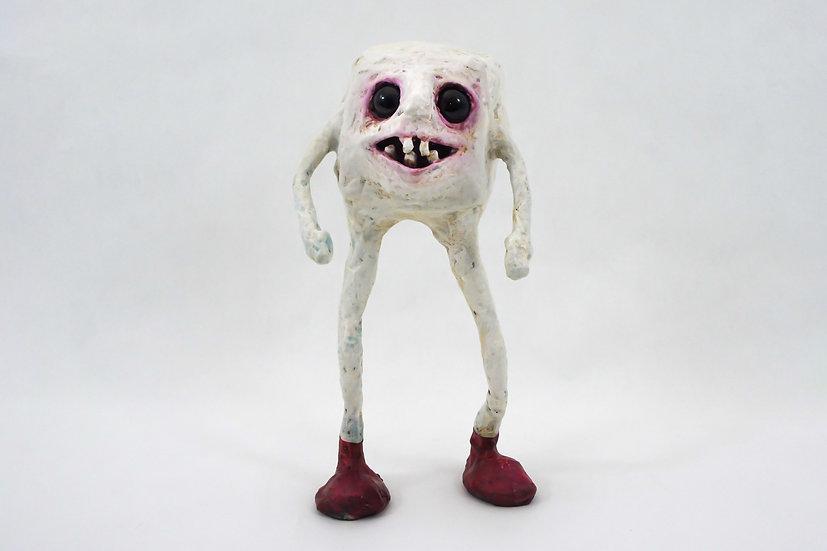 Monika the Monster Marshmallow Sculpture