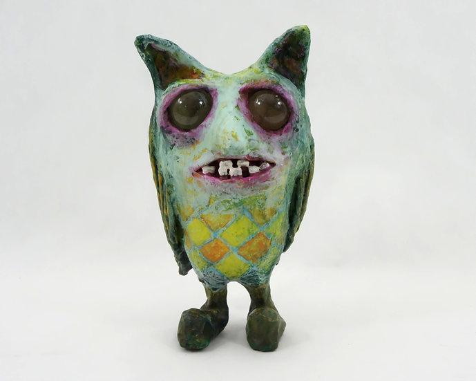 Hoot the Owl Sculpture