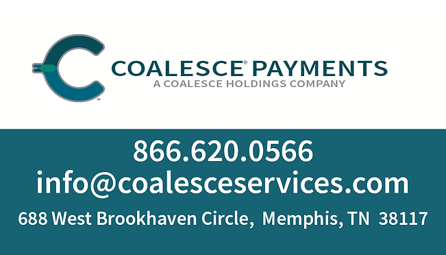 Coalece Payments and STEPpay Gateway Services