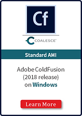 Coalesce Standard Windows ColdFusion AMI