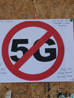 How You Can Help to Stop/Ban 5G - a guide for activists or concerned people