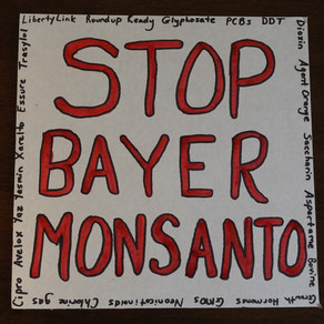 Uranus in Taurus and More Unexpected Economic Justice for Bayer-Monsanto - or Is It So Unexpected?
