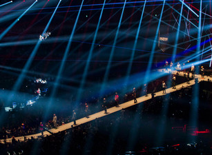 RIZIN.14 New Year's Eve Event in Saitama Super Arena in Japan