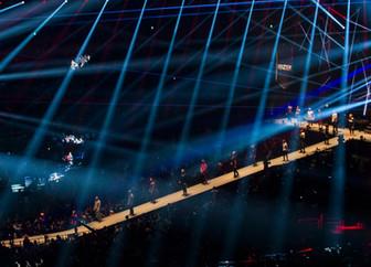 RIZIN.14 New Year's Eve Event in Saitama Super Arena in Japan