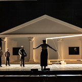 La Clemenza di Tito at the Royal Opera House(ROH)『皇帝ティーㇳの慈悲』by Mozart