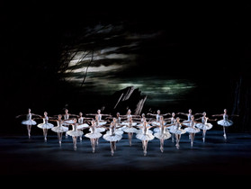 Royal Ballet 'Swan Lake' New Production at Royal Opera House