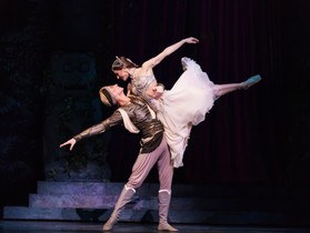 Royal Ballet 'La Bayadère' at ROH ロイヤル・バレエ団「ラ・バヤデール」