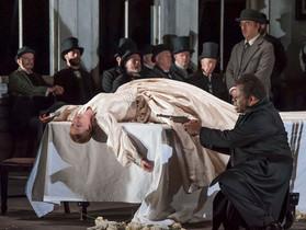 イングリッシュ・ナショナル・オペラ(ENO)の『ランメルモールのルチア』