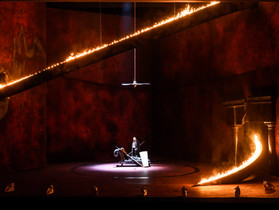 ロイヤル・オペラ・ハウス(ROH)の『ワルキューレ』