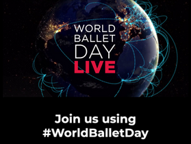 ワールド・バレエ・デー2019: World Ballet Day 2019