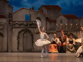 ロイヤル・オペラ・ハウスにて、ロイヤル・バレエ団「ドン・キホーテ」 -2019年3月-
