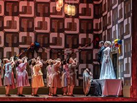 ロイヤル・オペラ・ハウス(ROH)の『ムツェンスク郡のマクベス夫人』