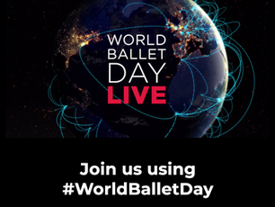 World Ballet Day 2020 ~ ワールド・バレエ・デー ~