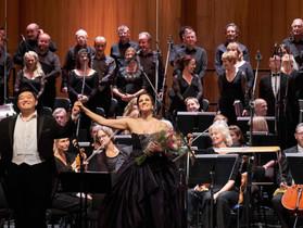 オペラ・ラ・ラによるドニゼッティの『ニシダ島の天使』ロイヤル・オペラ・ハウス(ROH)にて