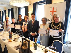 ロータリー・クラブ・ロンドン: 国際女性デー特別講演