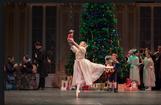 ロイヤル・アルバート・ホールにて、バーミングハム・ロイヤル・バレエ団「くるみ割り人形」