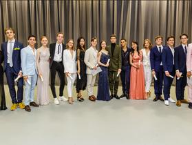 2019年ロイヤル・バレエ・スクール卒業公演と卒業式