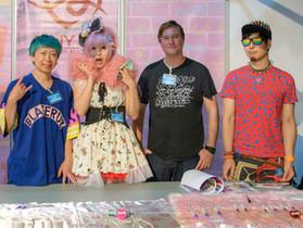 "Japanese Punk Rock Band ""Broken Doll"" in Hyper Japan London!"
