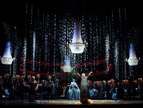 ロイヤル・オペラ・ハウス(ROH)の『スペードの女王』