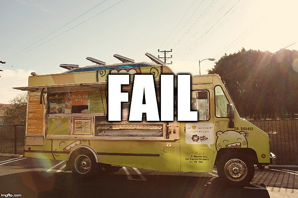 Nom Nom Truck failed as a business