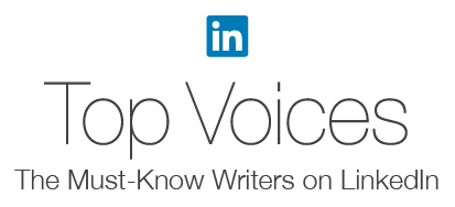 TV personality and an asian moel Mia chien is among top voics according to LinkedIn