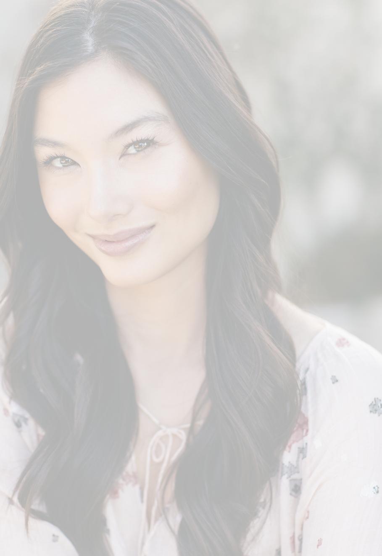 Abou Misa Chien, an asian model nd founder of Nom Nom Truck