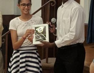 Asha Verma Named Ornstein Outstanding Debater