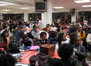 WUDL Ends 1st Semester on High Note @ CHEC