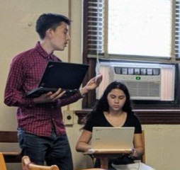WUDL Students Shine at Georgetown Debate Seminar