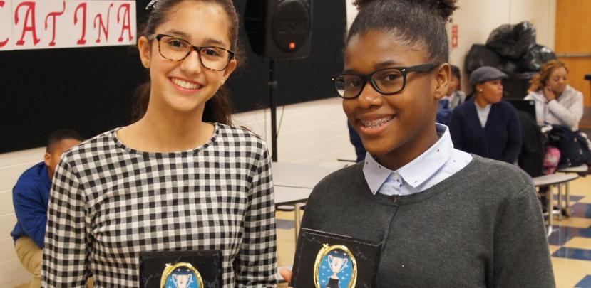 Asha and Isatou, Kenmoor