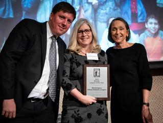 WUDL named 2017-2018 Outstanding Urban Debate League!