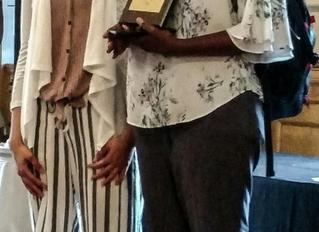 Munyang Tengen Wins Ornstein Outstanding Debater Award