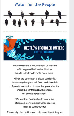 Water for the People