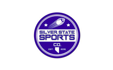 LOGO DESIGNED BY HALO SILVER STATE SPORT