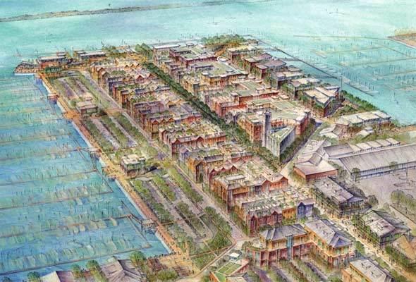 Major development in Everett