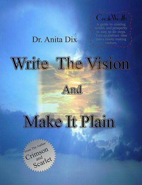 Write the Vision and Make it Plain Sky.j