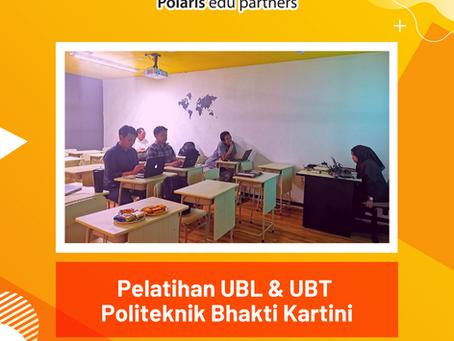 Pelatihan UBL & UBT Poltek Bhakti Kartini