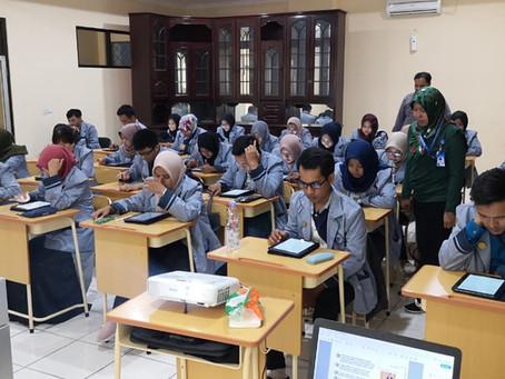 Pelaksanaan UAS Poltek Bhakti Kartini dengan UBT