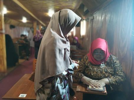 Penerapan HBTS dan UBT Akamigas Balongan