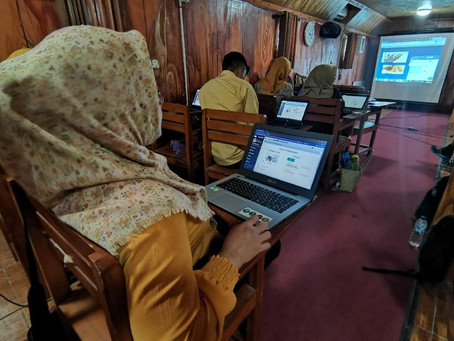 Training UBL Cloud Akamigas Balongan