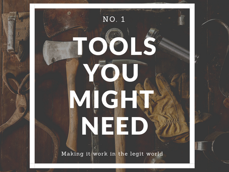 Tools for Mentoring #1