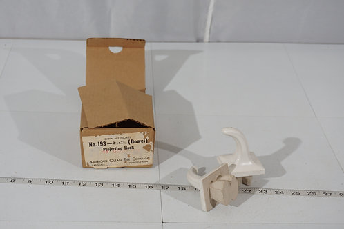 Ceramic Projecting Hook