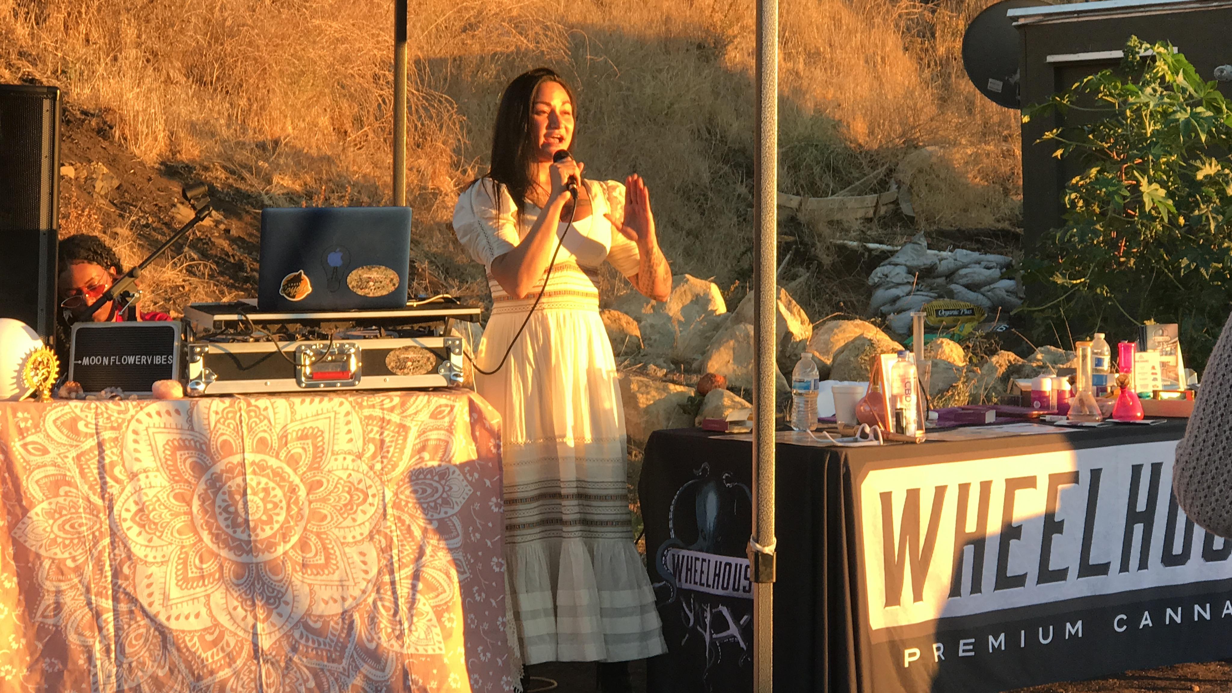 Women's Event in Malibu, CA
