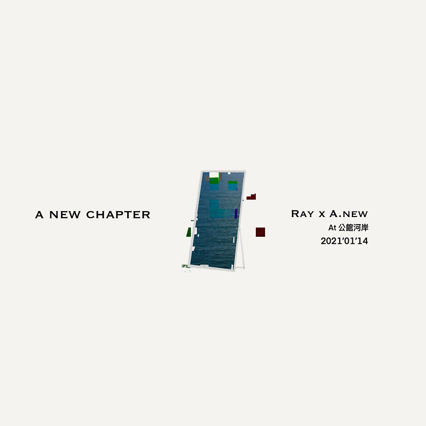 A NEW CHAPTER!